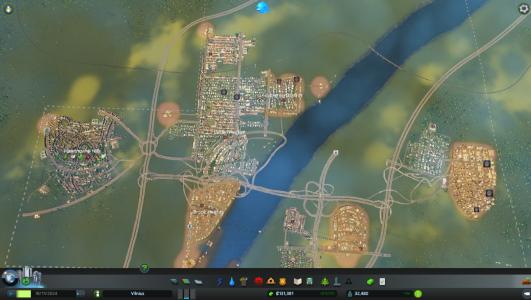 Miestas iš viršaus