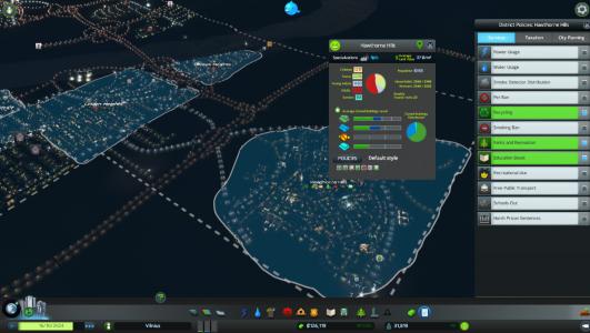 Rajonų valdymas